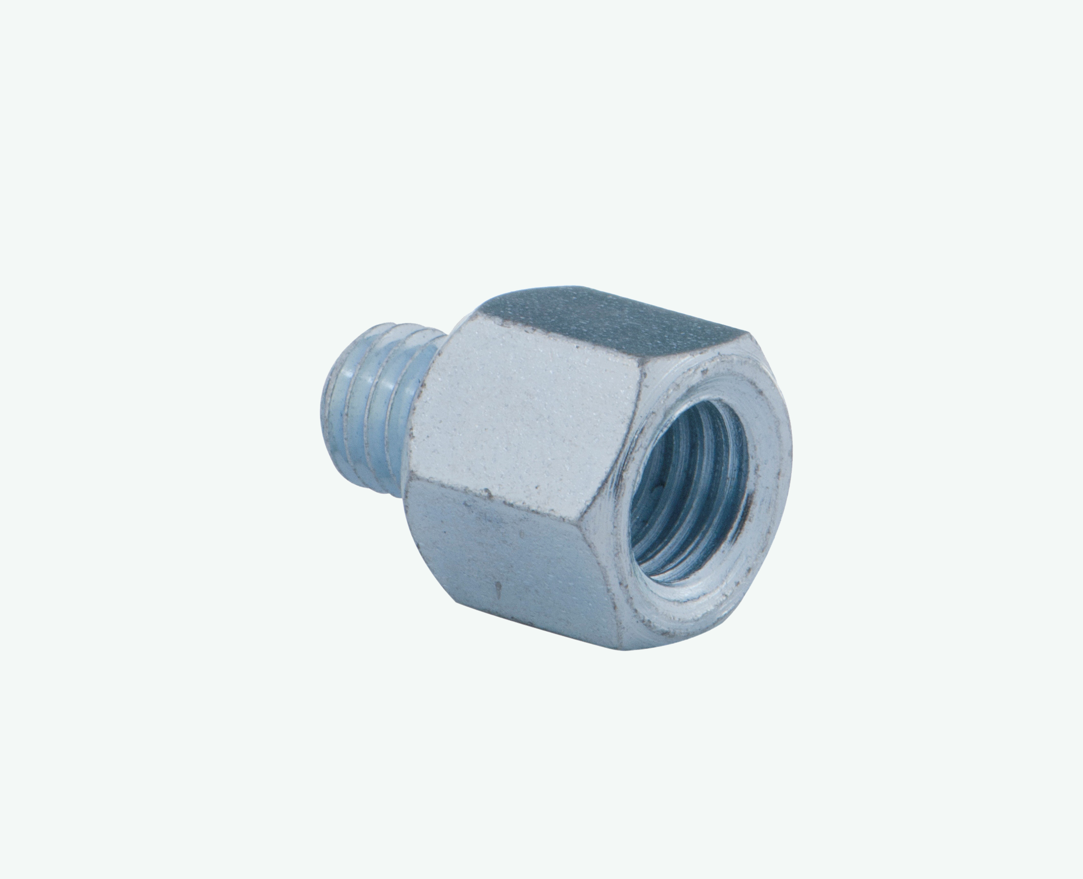 Zinc Plater Thread Adapter