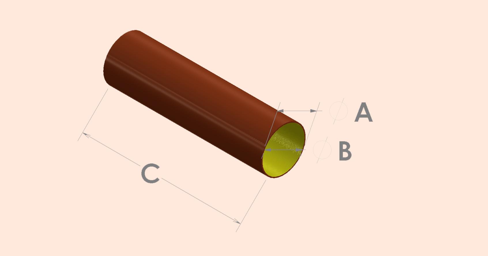 Double Spigot Pipe